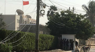 Pakistan police arrest 5 Baloch separatists for Chinese consulate attack in Karachi