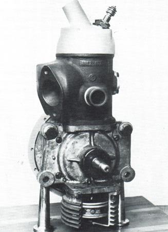DKW ORe 250 Engine