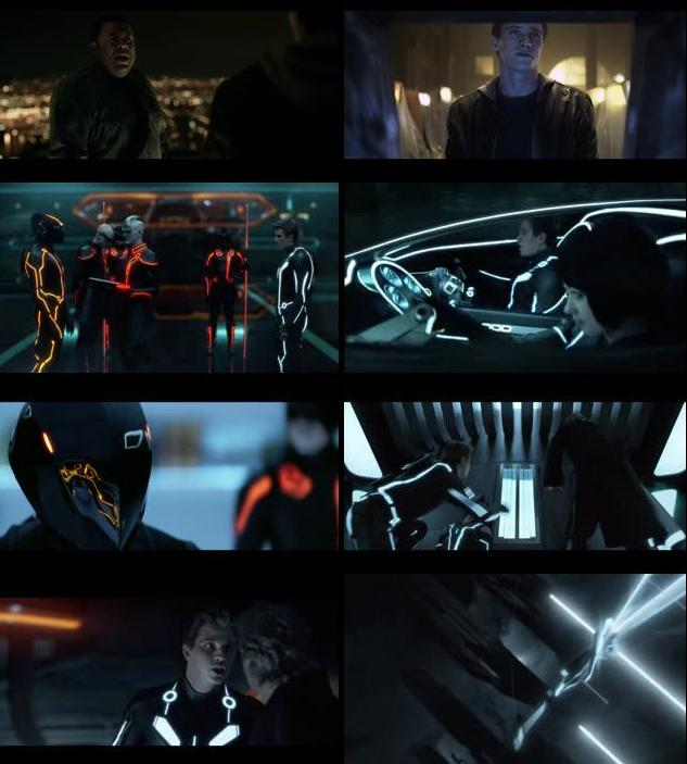Tron Legacy 2010 Dual Audio Hindi 720p BluRay