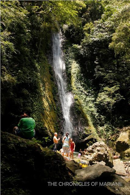 kabigan falls ilocos norte