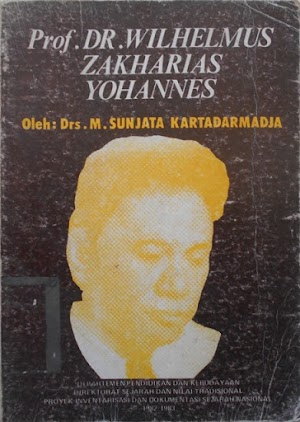 Prof. DR. Wilhelmus Zakharias Yohannes