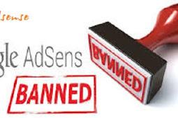 Ciri-Ciri Blog Kena Banned