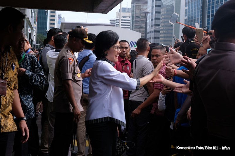 Harapan Menkeu Untuk MRT Dapat Memecahkan Masalah Kemacetan