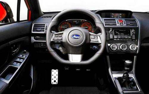 2016 Subaru Wrx Sti Specs 0 60 Canada