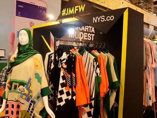 Jakarta Modest Fashion Week 2018 Inspirasi Dan Semangat  Mewujudkan 'Fashion Dream'
