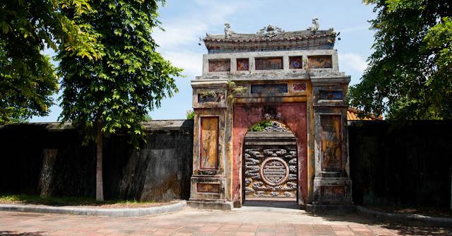 Puertas de La Ciudadella (Kinh Thanh)