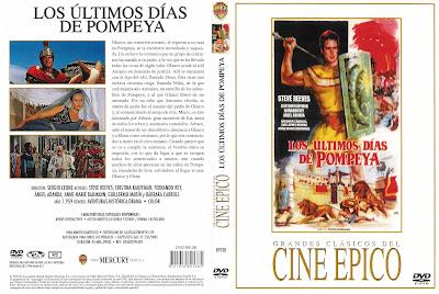 Los últimos días de Pompeya (1959)