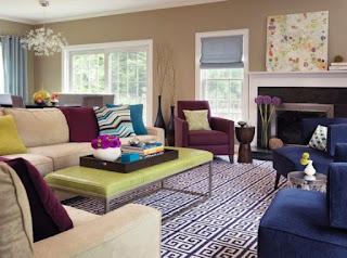 Цвет и мебель – как добиться гармонии?