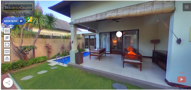 Transera Grand Kancana Resort Villas Bali