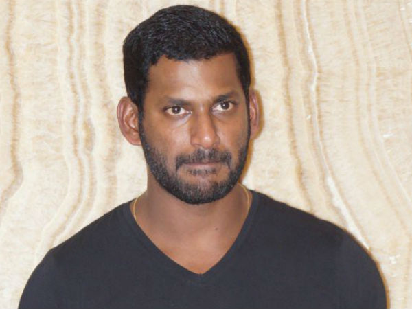 GST Intel Agency refutes reports of raids at actor Vishal's office