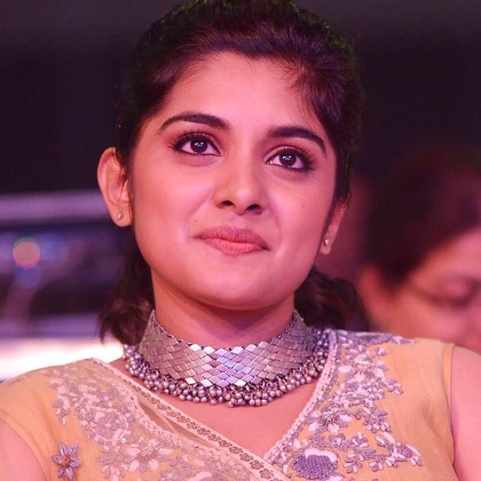Actress NivethaThomas Latest HD Images