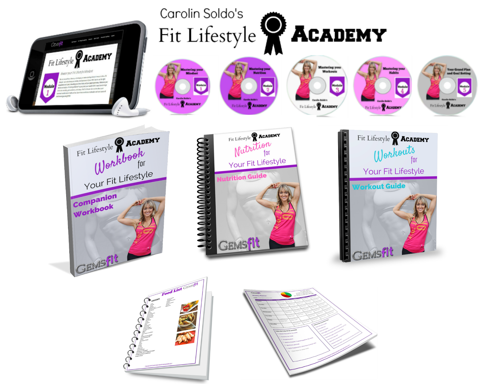 Fit Lifestyle Academy Membership