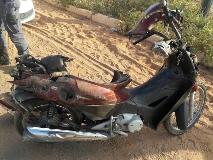 MARANHÃO: Motociclista morre em acidente na BR-010