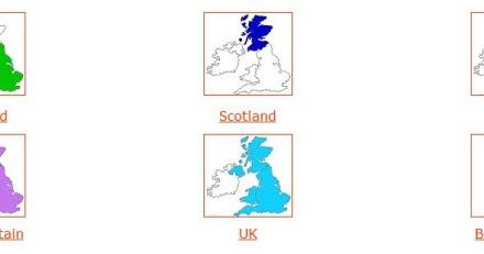 Negara yang mendapat julukan britannia raya dating