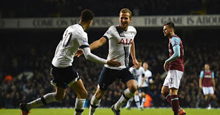Tottenham vs West Ham Live Streaming online Today 04.01.2018 Premier League