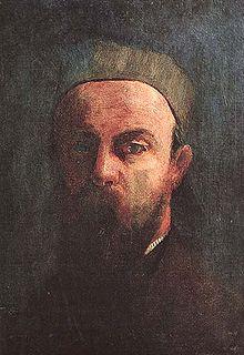 不気味な「目」を描いた画家、オディロン・ルドン【a】 自画像