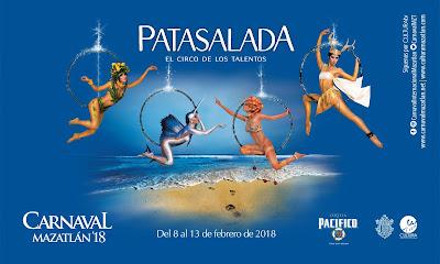 carnaval mazatlán 2018