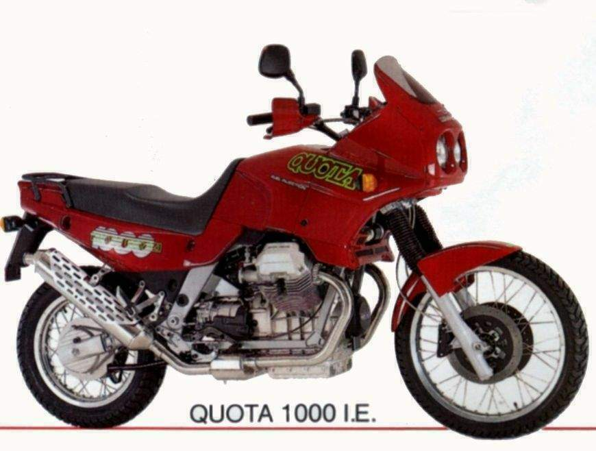 Moto Guzzi Quota 1000IE Enduro