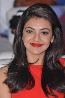 Actress Kajal Aggarwal Latest Pictures at Oopiri Audio Launch  0006