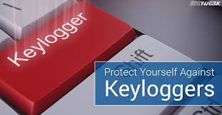 Keylogger security - must read this if you are an internet banking user