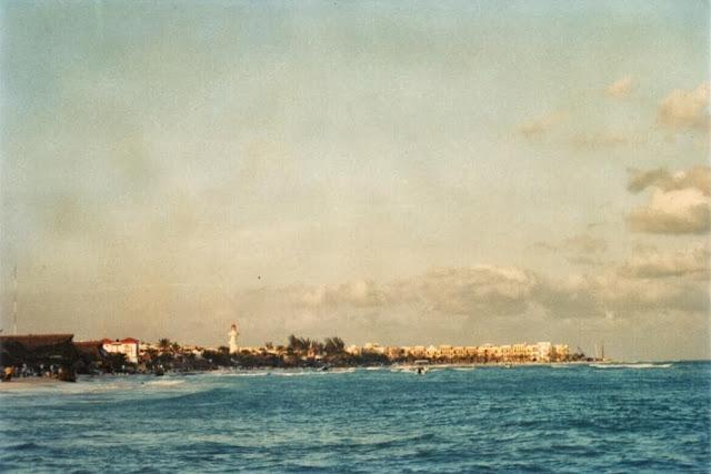 Playa del Carmen 2003