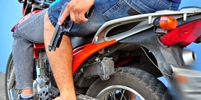 Image result for bandido em moto