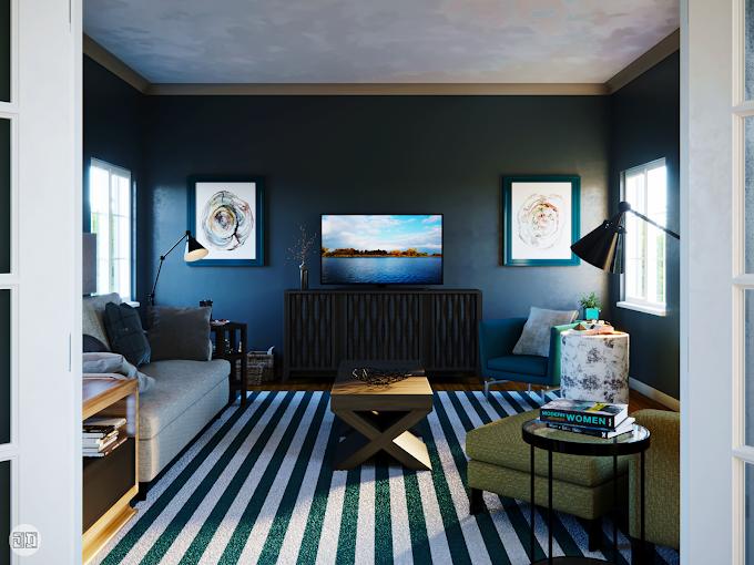 Living Room (Dark)
