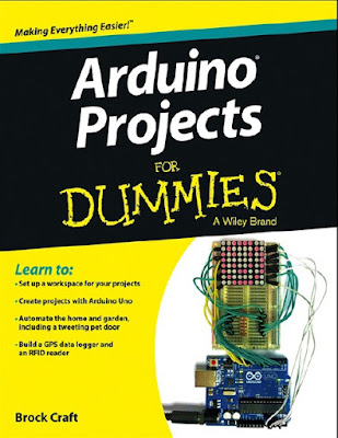 Libro Arduino PDF: Arduino Projects For Dummies