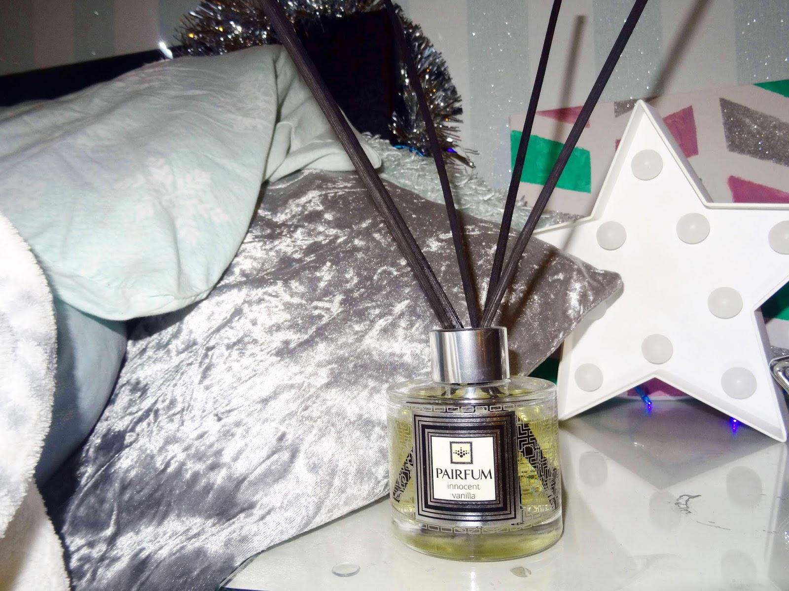 Pairfum's Reed Diffuser in Innocent Vanilla