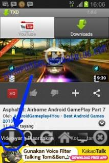 Txd TubeX Android apk