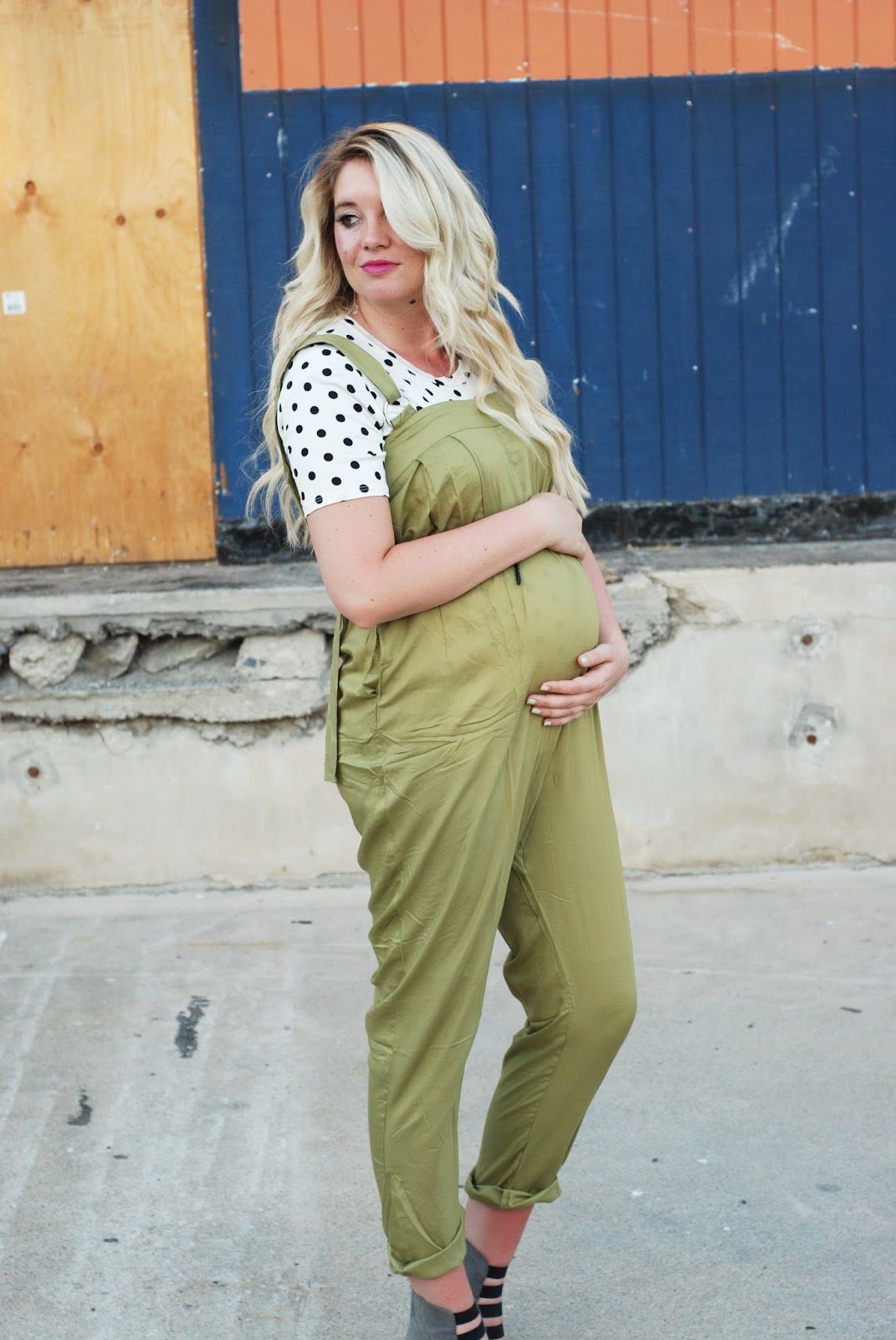 Maternity Jumpsuit, ASOS, Utah Fashion Blogger
