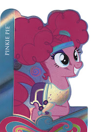 MLP Pinkie Pie Series 4 Trading Card