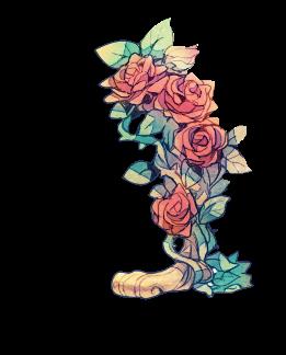 PNG #19 Pata Rosas