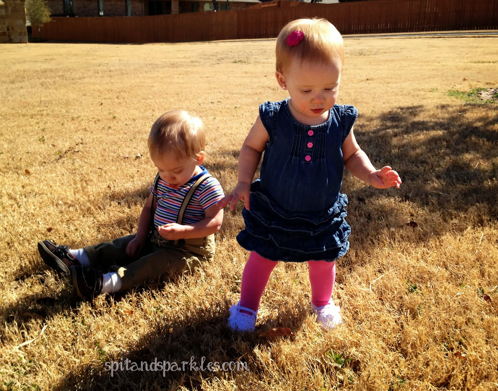 15 month old twins #miraclebabies