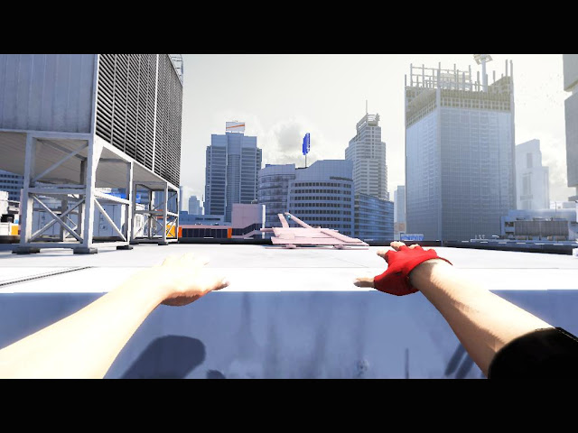 Mirrors Edge Gameplay