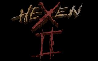 hexen 2 title screen logo