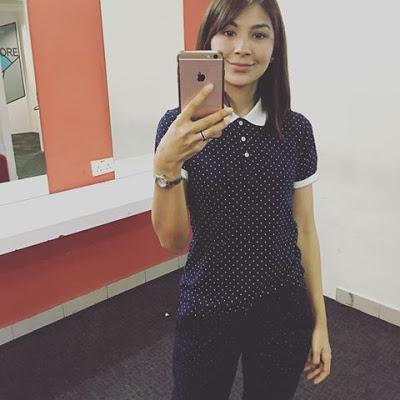 Foto Dahlia Shazwan, Wanita Cantik Bintang di Iklan Trivago | liataja.com