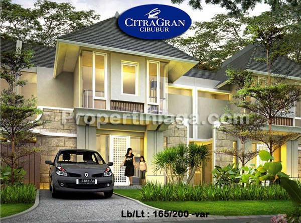 View-Rumah-Type-Connara-Citragran