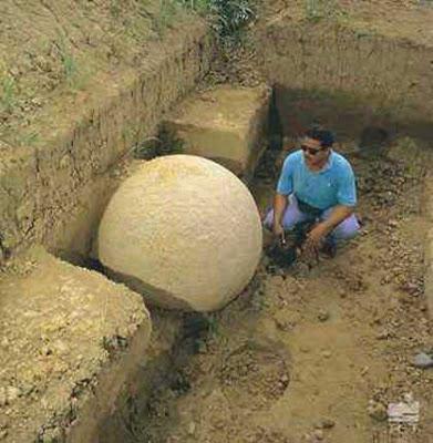 Las esferas de piedra de Costa Rica
