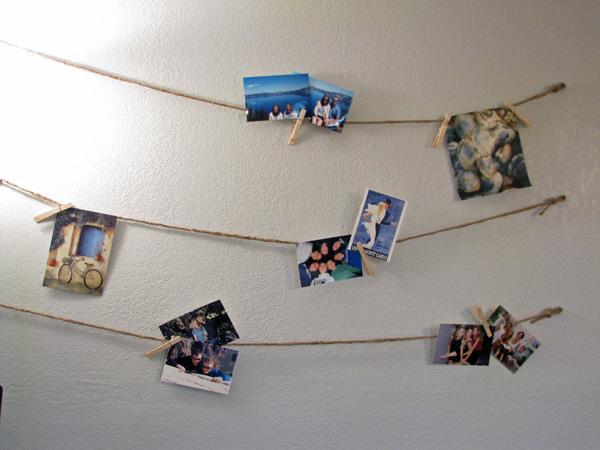 The Closet Domestic Diy Jute Rope Wall Art