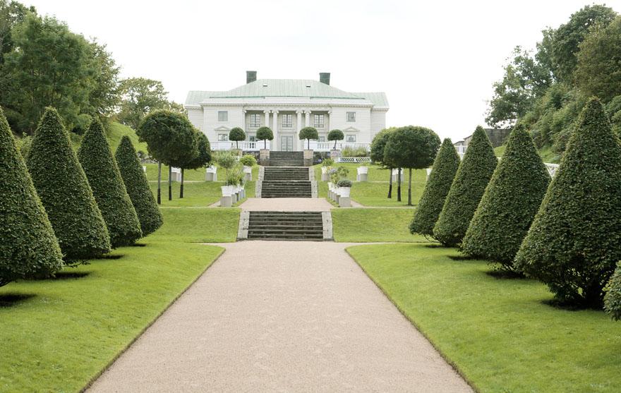 Gunnebo Slott och Trädgårdar – unika 1700-talsmiljöer