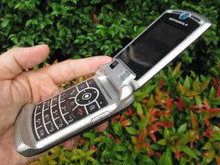 Motorola RAZR V3x Jadul Seken Mulus