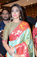 Shriya Saran Looks Stunning in Silk Saree at VRK Silk Showroom Launch Secundrabad ~  Exclusive 165.JPG