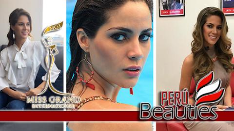 Miss Grand Peru 2018