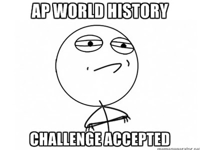 One Year in AP: Valued Student Reflections (Week Thirty-three)
