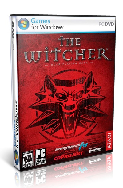 The Witcher 1 PC Full Español Descargar DVD5