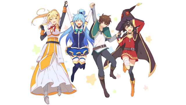 Sinopsis Anime KonoSuba