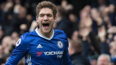 Cầu thủ Marcos Alonso – thành danh với Chelsea