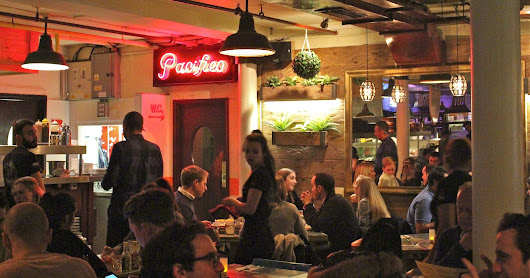 A Visit to the UK's First Ever Mexican Restaurant - Cafe Pacifico