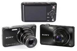 Camera Sony WX220 Wifi